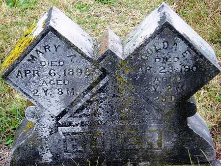 ROPER, MARY A - Lawrence County, Missouri | MARY A ROPER - Missouri Gravestone Photos