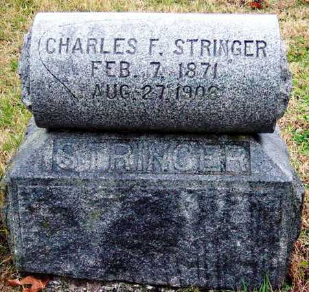 STRINGER, CHARLES FREDRICK - Lawrence County, Missouri | CHARLES FREDRICK STRINGER - Missouri Gravestone Photos
