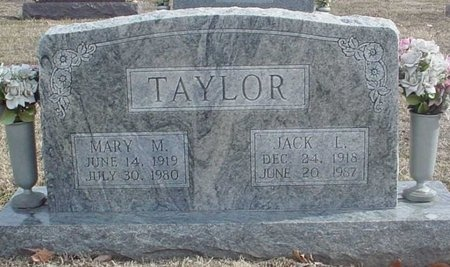 TAYLOR, MARY M. - Lawrence County, Missouri | MARY M. TAYLOR - Missouri Gravestone Photos