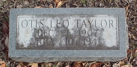 TAYLOR, OTIS LEO - Lawrence County, Missouri   OTIS LEO TAYLOR - Missouri Gravestone Photos