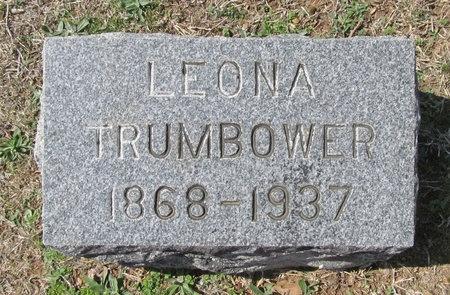 LAKE TRUMBOWER, LEONA - Lawrence County, Missouri   LEONA LAKE TRUMBOWER - Missouri Gravestone Photos
