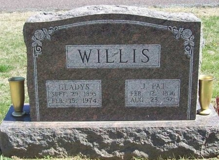 MARBUT WILLIS, GLADYS - Lawrence County, Missouri | GLADYS MARBUT WILLIS - Missouri Gravestone Photos