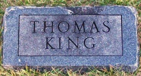 KING, THOMAS JOHN - Macon County, Missouri   THOMAS JOHN KING - Missouri Gravestone Photos