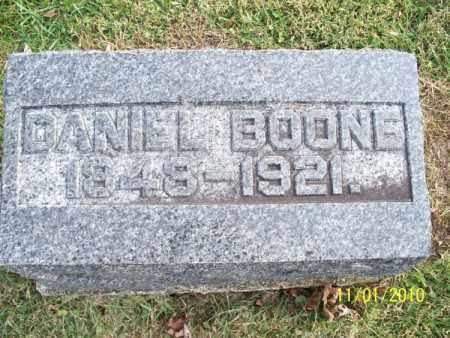 BOONE, DANIEL - Marion County, Missouri   DANIEL BOONE - Missouri Gravestone Photos