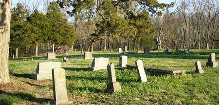 *, CEMETERY OVER VIEW - McDonald County, Missouri | CEMETERY OVER VIEW * - Missouri Gravestone Photos