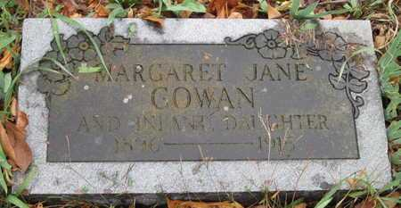 COWAN, INFANT DAUGHTER - McDonald County, Missouri | INFANT DAUGHTER COWAN - Missouri Gravestone Photos