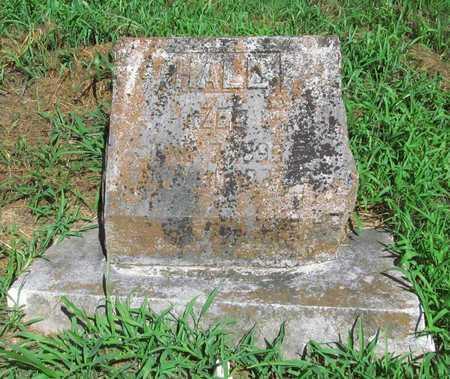 HALL, HAZEL C - McDonald County, Missouri   HAZEL C HALL - Missouri Gravestone Photos