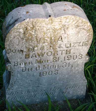 HAWORTH, VERA - McDonald County, Missouri | VERA HAWORTH - Missouri Gravestone Photos