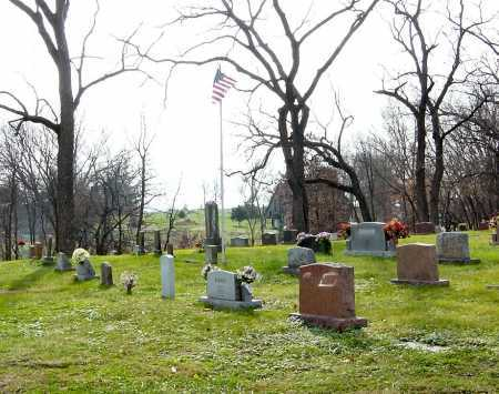 *JANE CEMETERY OVERVIEW, . - McDonald County, Missouri | . *JANE CEMETERY OVERVIEW - Missouri Gravestone Photos