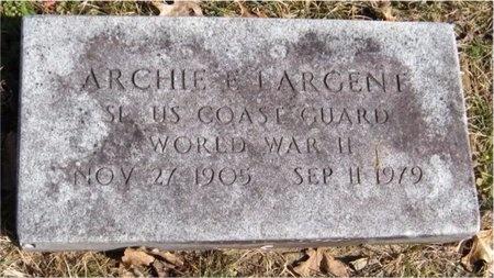 LARGENT, ARCHIE E (VETERAN WWII) - McDonald County, Missouri   ARCHIE E (VETERAN WWII) LARGENT - Missouri Gravestone Photos
