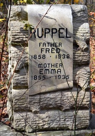 RUPPEL, FRED - McDonald County, Missouri | FRED RUPPEL - Missouri Gravestone Photos
