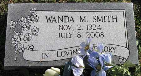 SMITH, WANDA M - McDonald County, Missouri | WANDA M SMITH - Missouri Gravestone Photos