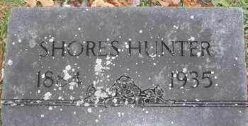 HUNTER, SHORES - Morgan County, Missouri | SHORES HUNTER - Missouri Gravestone Photos