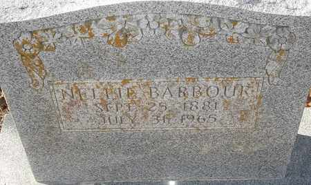 BARBOUR, NELLIE - Morgan County, Missouri   NELLIE BARBOUR - Missouri Gravestone Photos