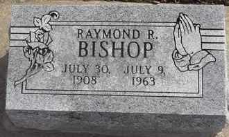 BISHOP, RAYMOND R - Morgan County, Missouri | RAYMOND R BISHOP - Missouri Gravestone Photos