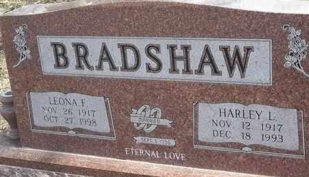 BRADSHAW, HARLEY L - Morgan County, Missouri | HARLEY L BRADSHAW - Missouri Gravestone Photos