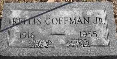 COFFMAN, JR, KELLIS - Morgan County, Missouri | KELLIS COFFMAN, JR - Missouri Gravestone Photos