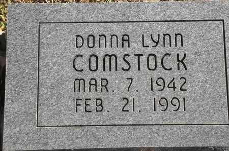 COMSTOCK, DONNA LYNN - Morgan County, Missouri | DONNA LYNN COMSTOCK - Missouri Gravestone Photos