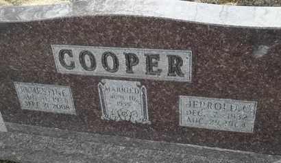COOPER, ERNESTINE - Morgan County, Missouri | ERNESTINE COOPER - Missouri Gravestone Photos