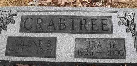 CRABTREE, JR, IRA - Morgan County, Missouri | IRA CRABTREE, JR - Missouri Gravestone Photos