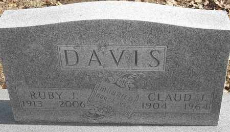 DAVIS, RUBY J - Morgan County, Missouri   RUBY J DAVIS - Missouri Gravestone Photos