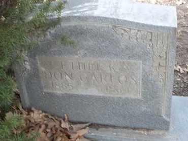 DON CAROLO, ETHEL K - Morgan County, Missouri   ETHEL K DON CAROLO - Missouri Gravestone Photos