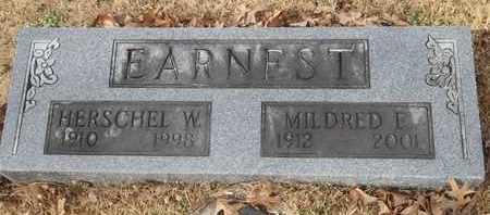 EARNEST, MILDRED E - Morgan County, Missouri | MILDRED E EARNEST - Missouri Gravestone Photos