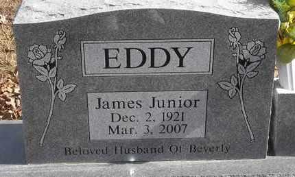 EDDY, JAMES JUNIOR - Morgan County, Missouri | JAMES JUNIOR EDDY - Missouri Gravestone Photos