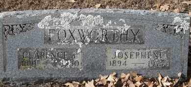 FOXWORTHY, JOSEPHENE - Morgan County, Missouri   JOSEPHENE FOXWORTHY - Missouri Gravestone Photos