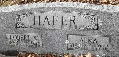 HAER, ALMA - Morgan County, Missouri | ALMA HAER - Missouri Gravestone Photos