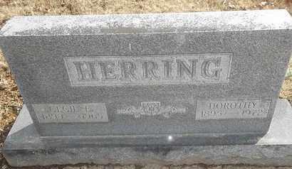 HERRING, CECIL E - Morgan County, Missouri | CECIL E HERRING - Missouri Gravestone Photos
