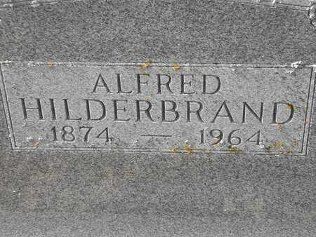 HILDERBRAND, ALFRED - Morgan County, Missouri | ALFRED HILDERBRAND - Missouri Gravestone Photos