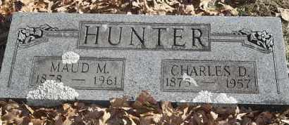 HUNTER, MAUD M - Morgan County, Missouri | MAUD M HUNTER - Missouri Gravestone Photos