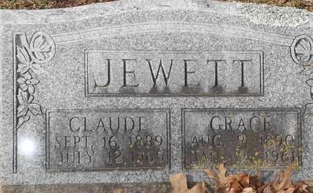 JEWETT, GRACE - Morgan County, Missouri | GRACE JEWETT - Missouri Gravestone Photos