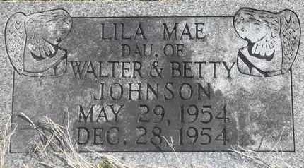 JOHNSON, LILA MAE - Morgan County, Missouri | LILA MAE JOHNSON - Missouri Gravestone Photos