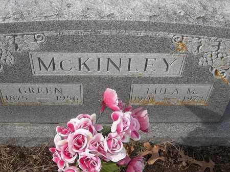 MCKINLEY, LULA M - Morgan County, Missouri   LULA M MCKINLEY - Missouri Gravestone Photos