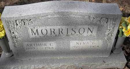 MORRISON, ARTHUR C - Morgan County, Missouri | ARTHUR C MORRISON - Missouri Gravestone Photos