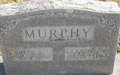 MURPHY, DORA L - Morgan County, Missouri   DORA L MURPHY - Missouri Gravestone Photos
