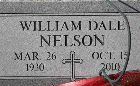 NELSON, WILLIAM DALE - Morgan County, Missouri | WILLIAM DALE NELSON - Missouri Gravestone Photos