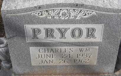 PRYOR, CHARLES WM - Morgan County, Missouri | CHARLES WM PRYOR - Missouri Gravestone Photos