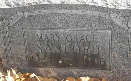 SANFORD, MARY GRACE - Morgan County, Missouri | MARY GRACE SANFORD - Missouri Gravestone Photos