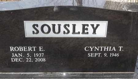 SOUSLEY, ROBERT E - Morgan County, Missouri | ROBERT E SOUSLEY - Missouri Gravestone Photos