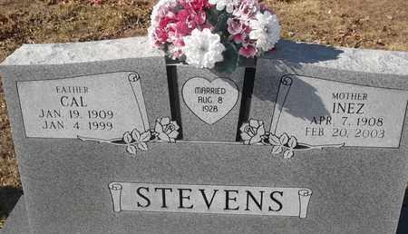 STEVENS, INEZ - Morgan County, Missouri | INEZ STEVENS - Missouri Gravestone Photos