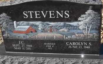STEVENS, J C - Morgan County, Missouri | J C STEVENS - Missouri Gravestone Photos