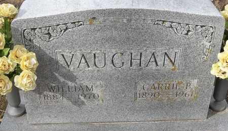 VAUGHAN, WILLIAM - Morgan County, Missouri | WILLIAM VAUGHAN - Missouri Gravestone Photos