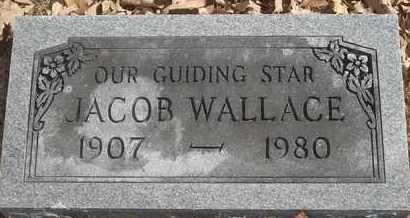WALLACE, JACOB - Morgan County, Missouri | JACOB WALLACE - Missouri Gravestone Photos