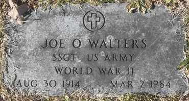 WALTERS, JOE O VETERAN - Morgan County, Missouri | JOE O VETERAN WALTERS - Missouri Gravestone Photos