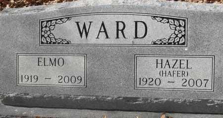 HAFER WARD, HAZEL - Morgan County, Missouri | HAZEL HAFER WARD - Missouri Gravestone Photos