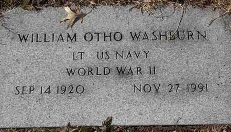 WASHBURN, WILLIAM OTHO VETERAN - Morgan County, Missouri   WILLIAM OTHO VETERAN WASHBURN - Missouri Gravestone Photos