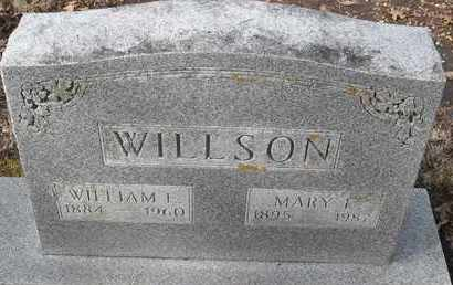 WILSON, MAR E - Morgan County, Missouri | MAR E WILSON - Missouri Gravestone Photos